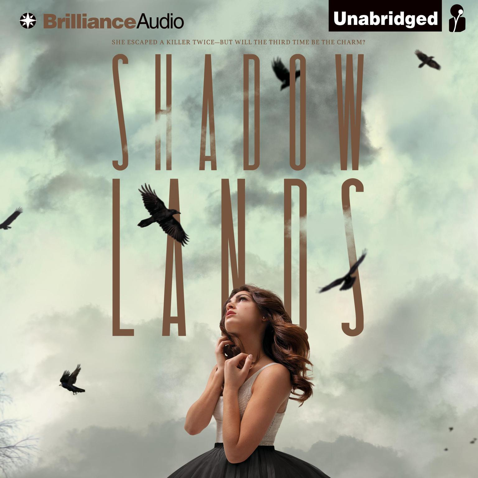 Shadowlands Audiobook, by Kieran Scott