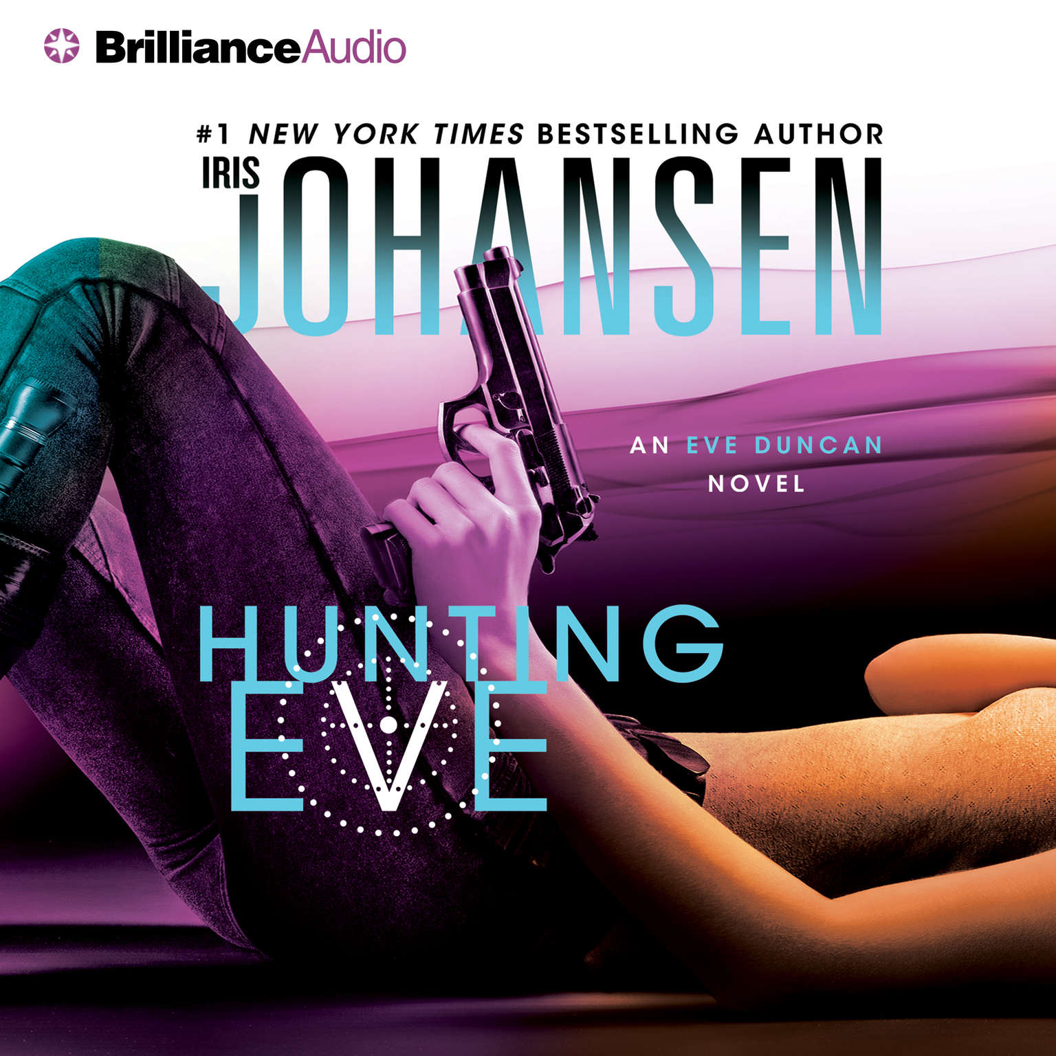 Printable Hunting Eve Audiobook Cover Art