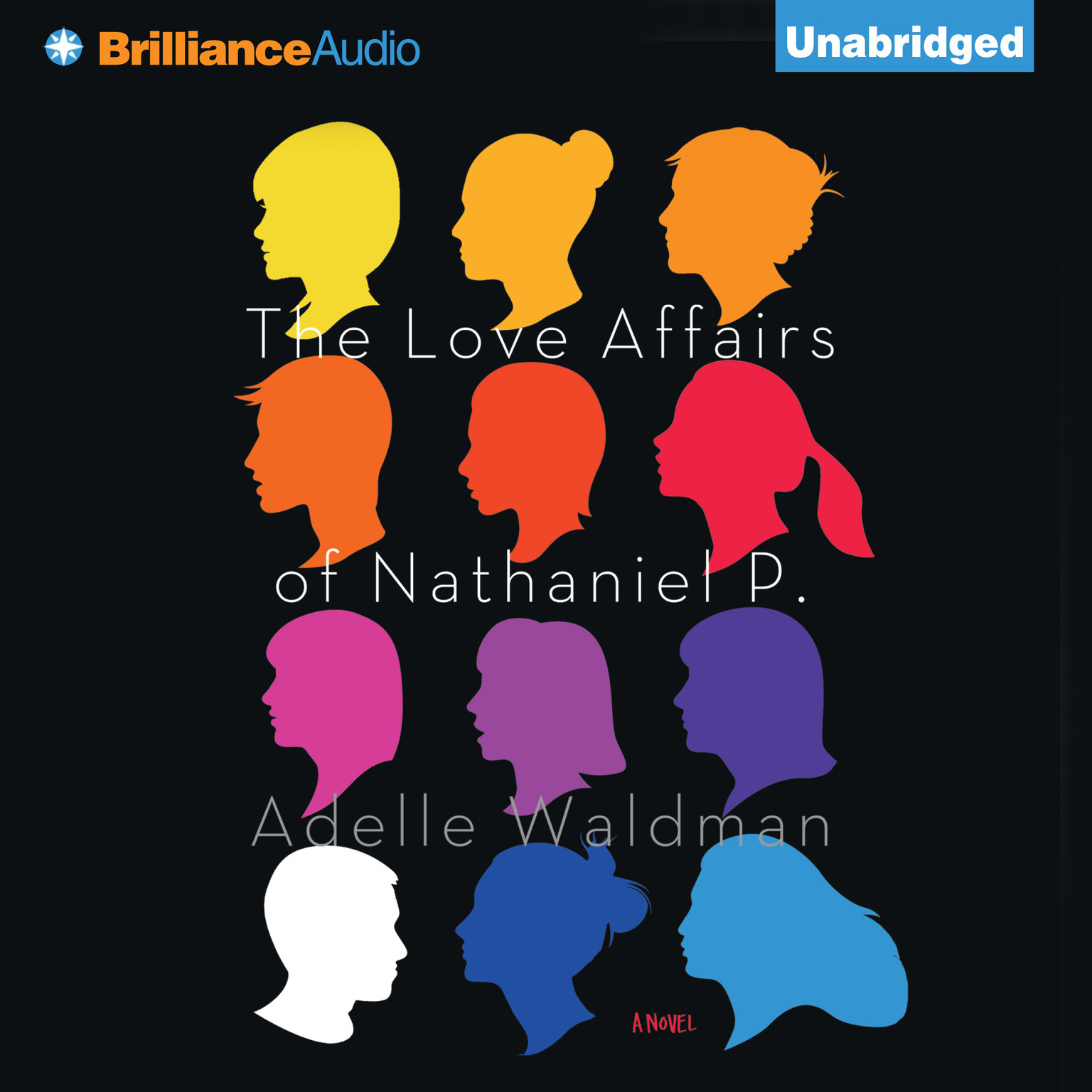 Printable The Love Affairs of Nathaniel P.: A Novel Audiobook Cover Art