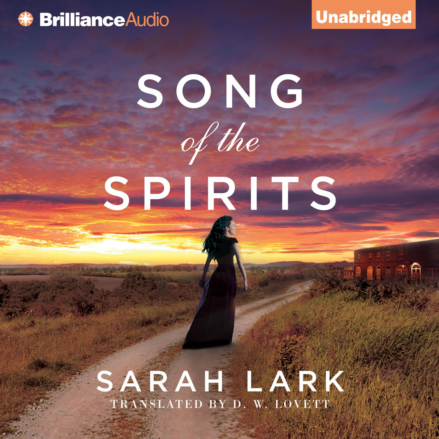 Song of the Spirits Audiobook, by Sarah Lark