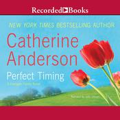 Perfect Timing: A Harrigan Family Novel, by Catherine Anderson