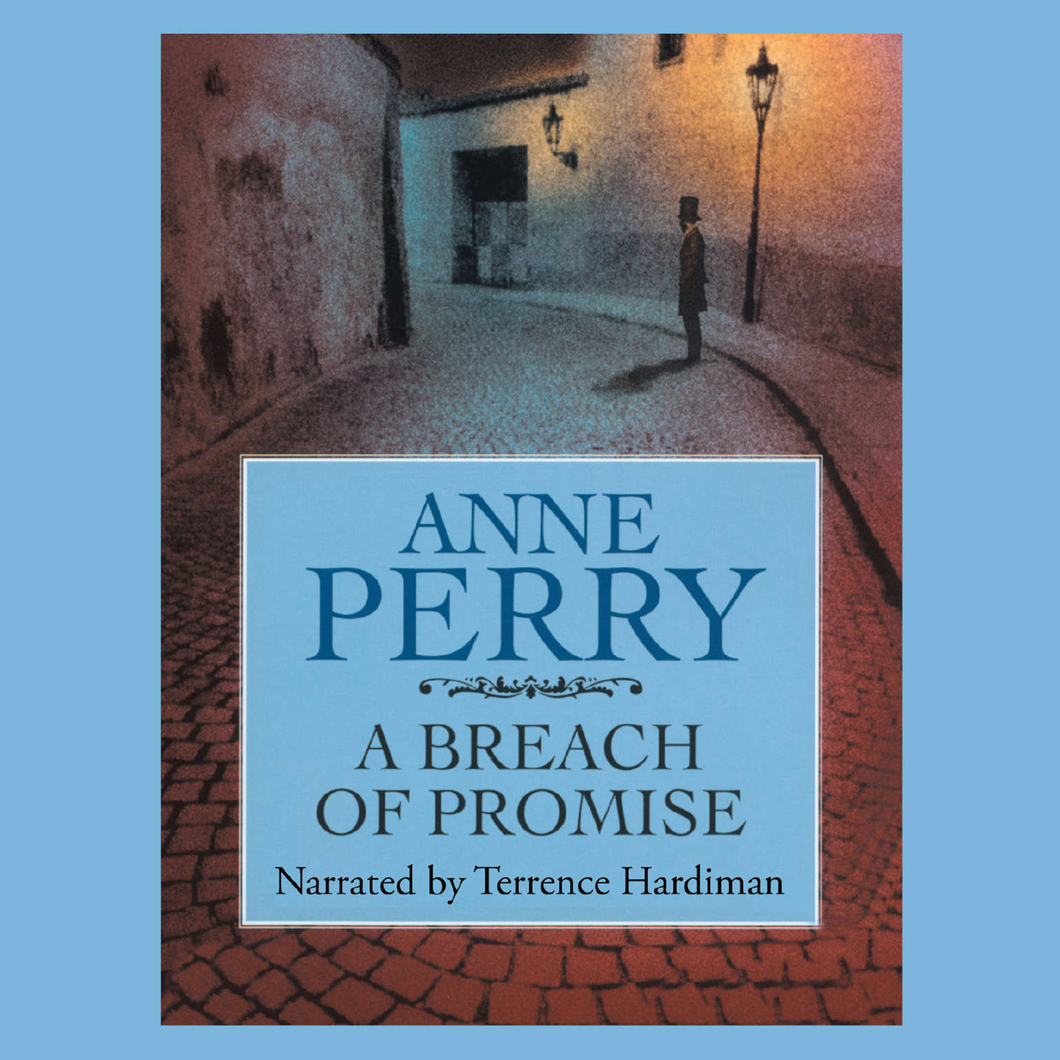 Printable A Breach of Promise Audiobook Cover Art