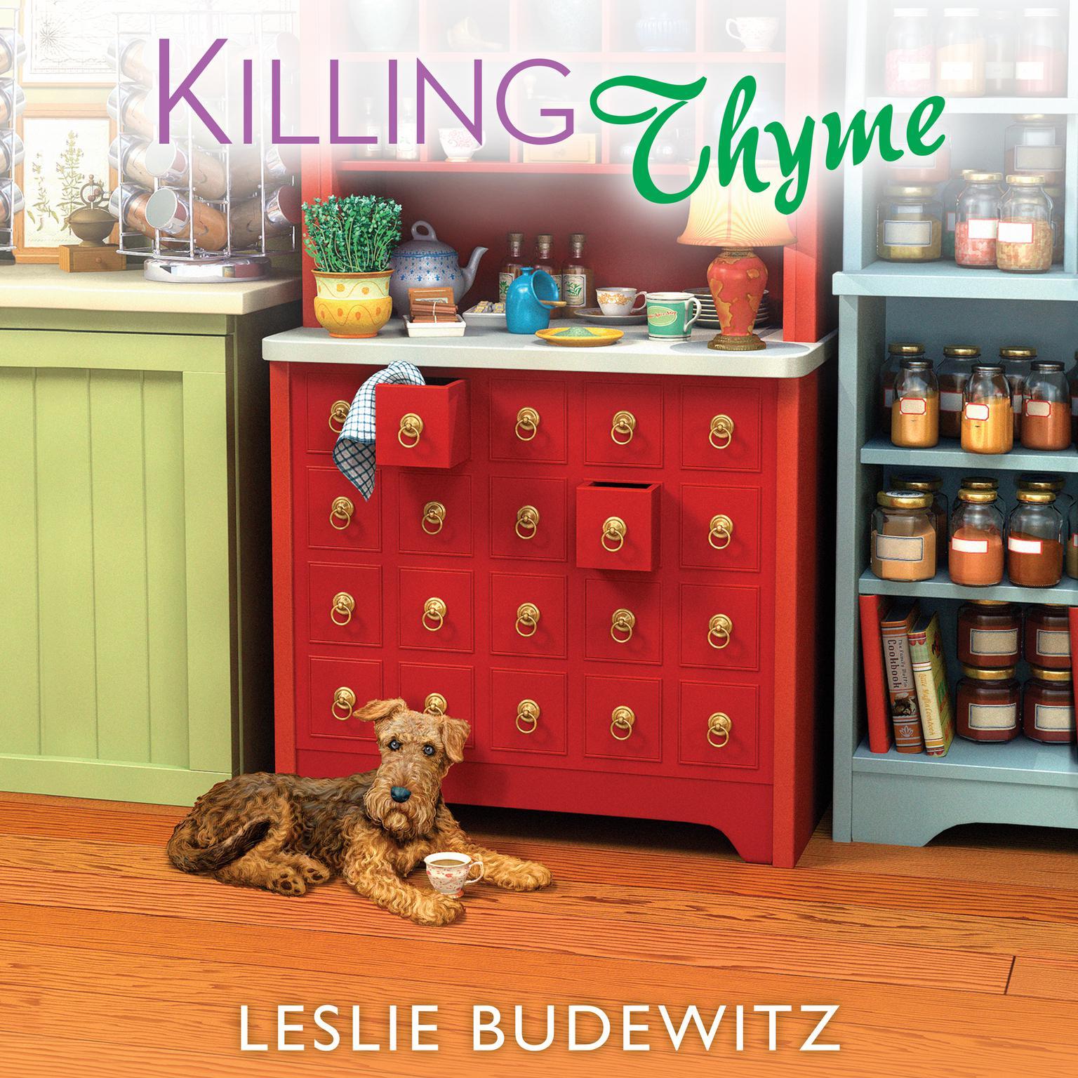 Killing Thyme Audiobook, by Leslie Budewitz