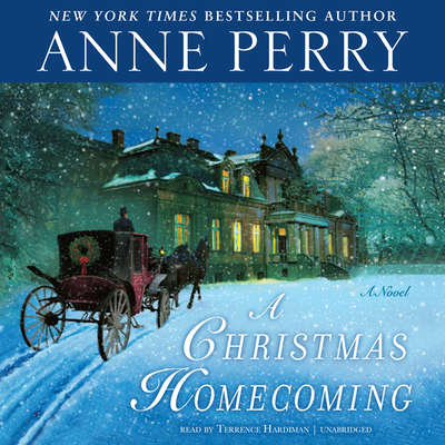 A Christmas Homecoming Audiobook, by Anne Perry