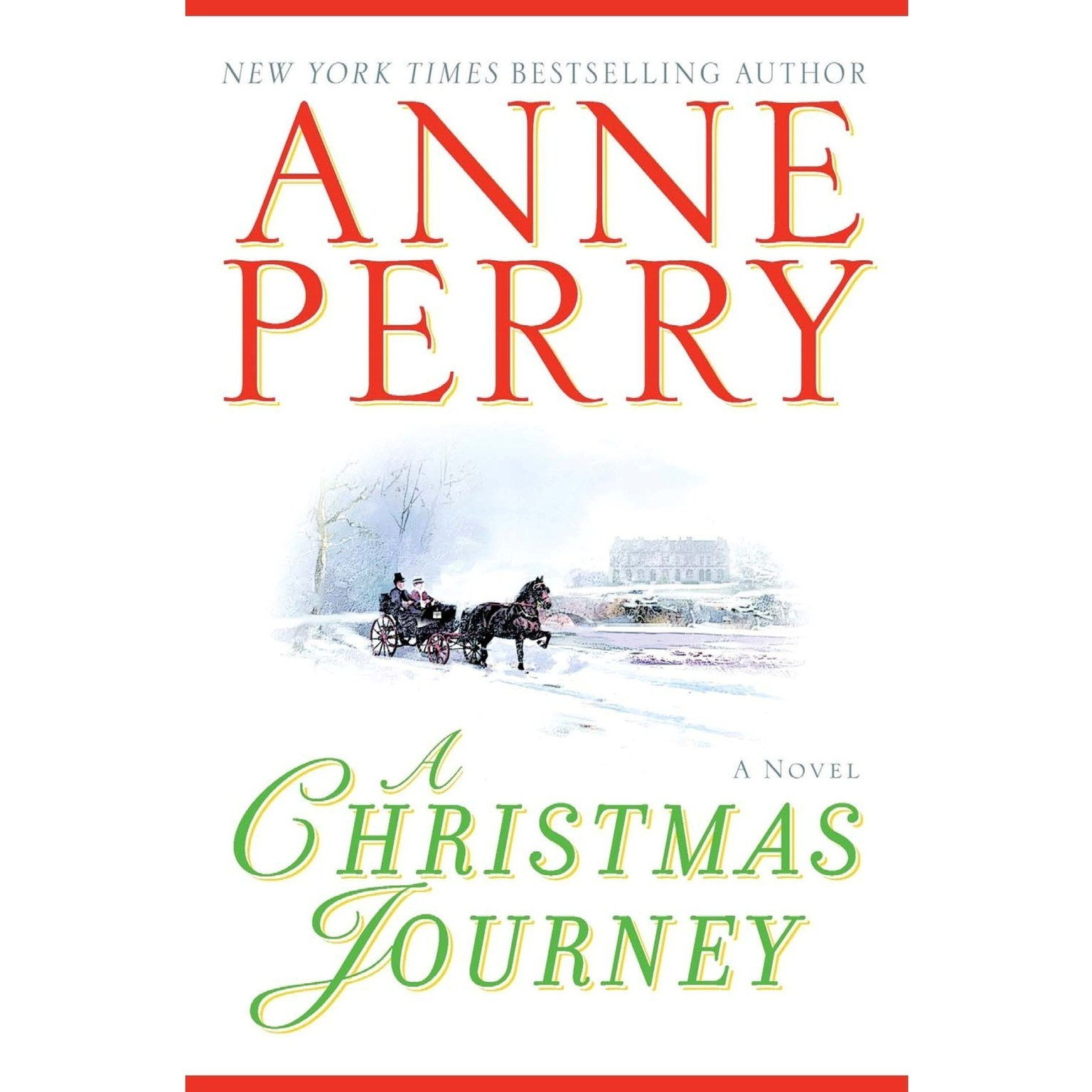 Printable A Christmas Journey Audiobook Cover Art