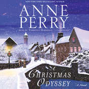 A Christmas Odyssey Audiobook, by Anne Perry