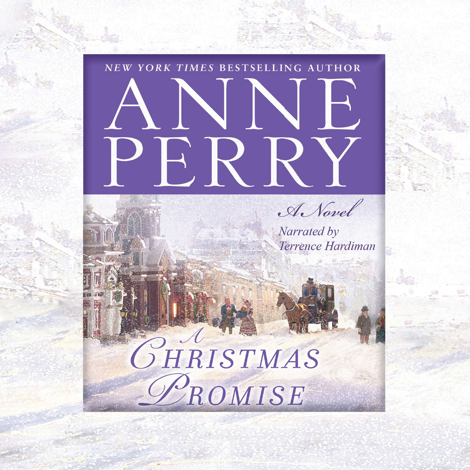 Printable A Christmas Promise Audiobook Cover Art