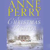 A Christmas Visitor, by Anne Perry