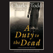 A Duty to the Dead, by Charles Todd