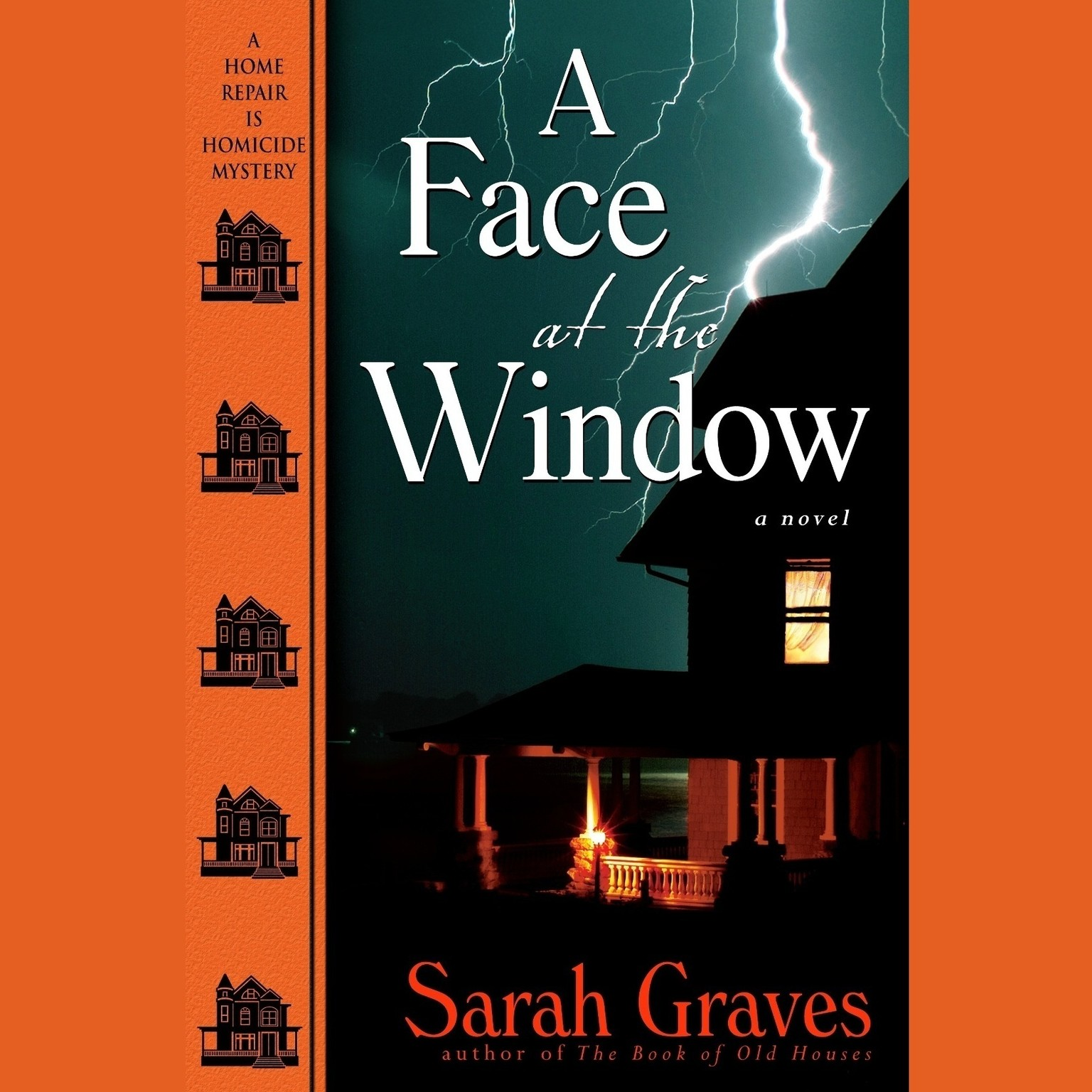 Printable A Face at the Window Audiobook Cover Art
