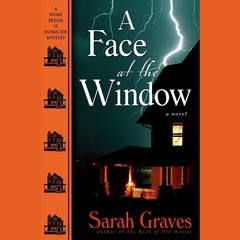 A Face at the Window Audiobook, by Sarah Graves