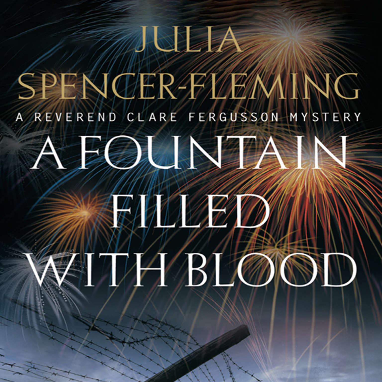 Printable A Fountain Filled with Blood Audiobook Cover Art