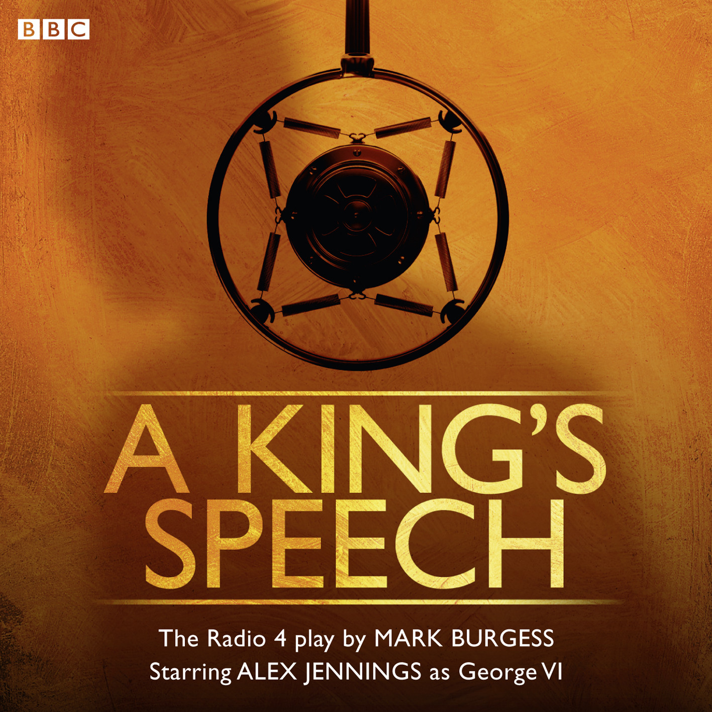 Printable A King's Speech Audiobook Cover Art