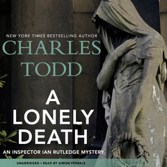 A Lonely Death Audiobook, by Charles Todd