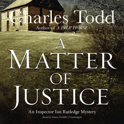 A Matter of Justice Audiobook, by