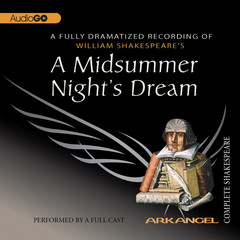 A Midsummer Night's Dream Audiobook, by William Shakespeare