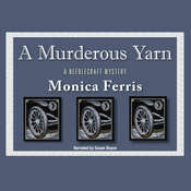 A Murderous Yarn, by Monica Ferris