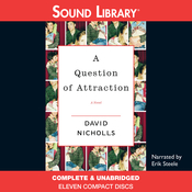 A Question of Attraction Audiobook, by David Nicholls