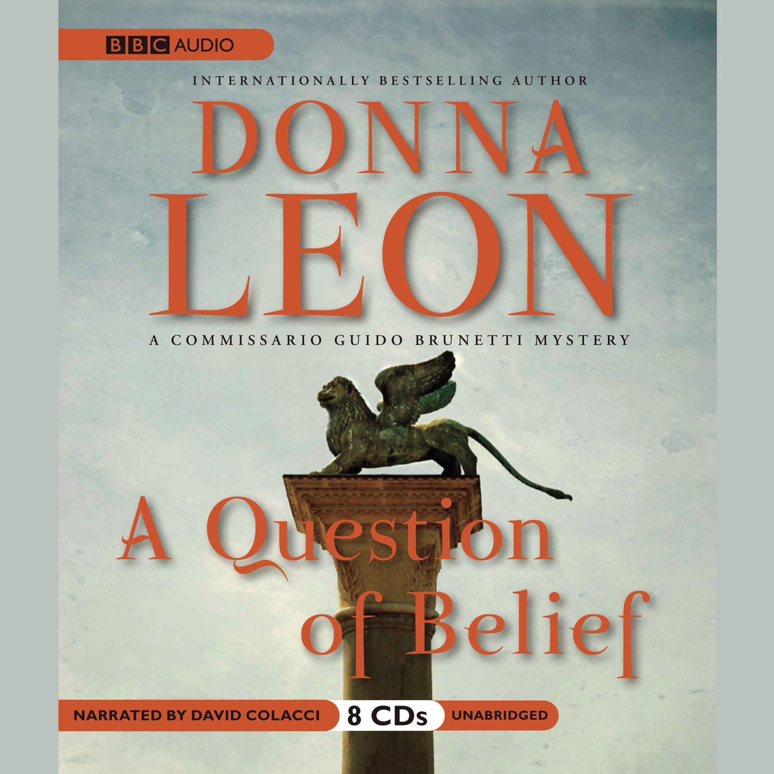Printable A Question of Belief Audiobook Cover Art