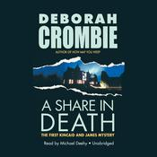 A Share in Death, by Deborah Crombie