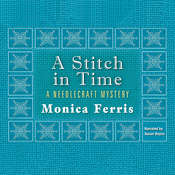 A Stitch in Time Audiobook, by Monica Ferris