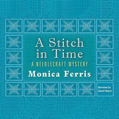 A Stitch in Time Audiobook, by Monica Ferris