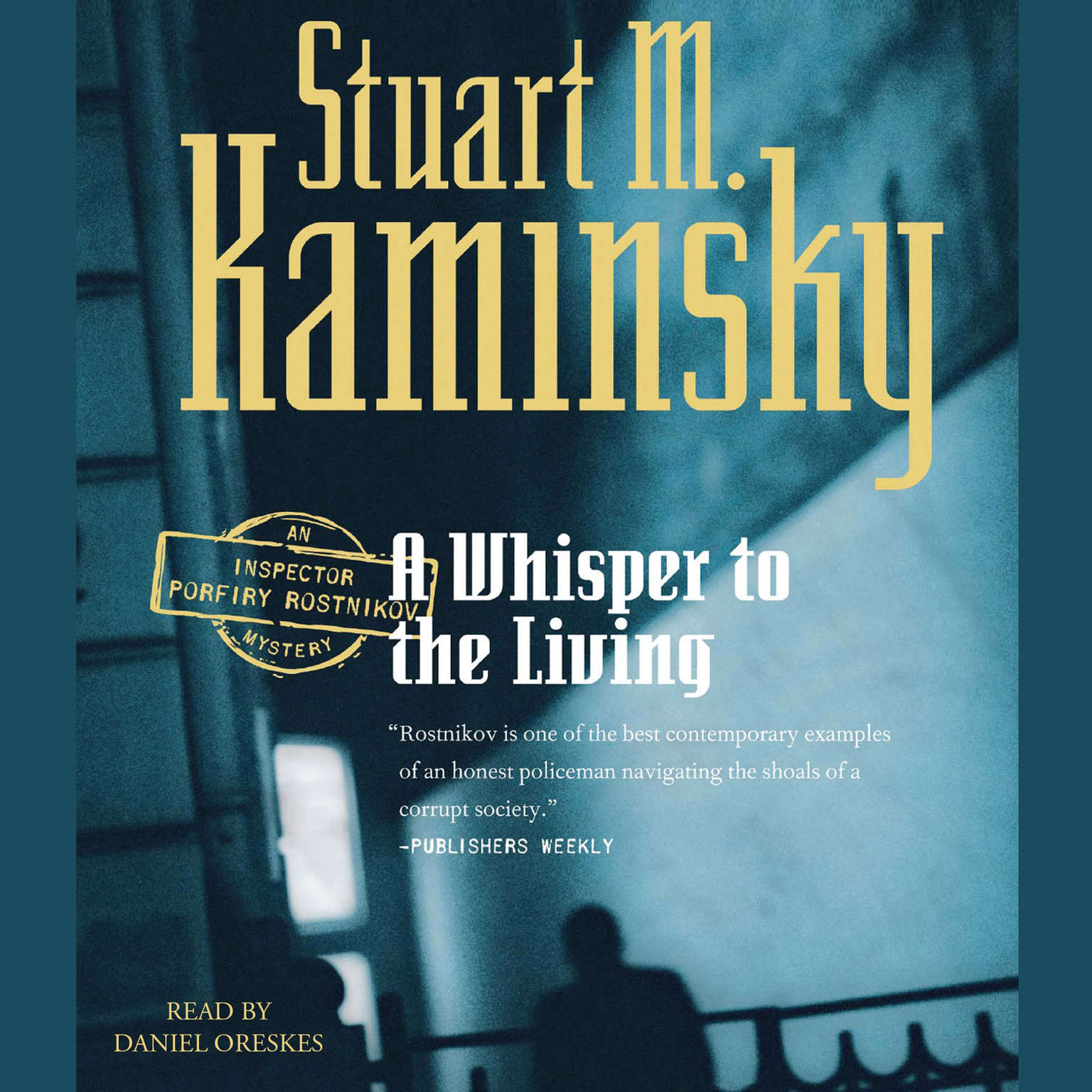 Printable A Whisper to the Living Audiobook Cover Art