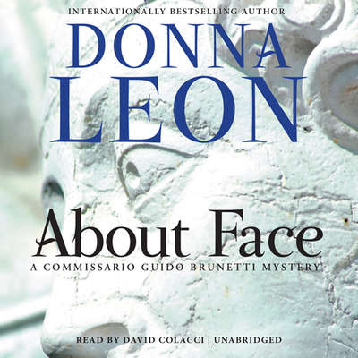 About Face Audiobook, by Donna Leon