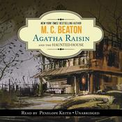 Agatha Raisin and the Haunted House, by M. C. Beaton