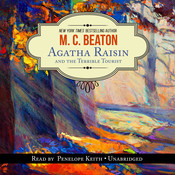 Agatha Raisin and the Terrible Tourist, by M. C. Beaton