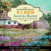 Agatha Raisin and the Witch of Wyckhadden, by M. C. Beaton