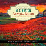 Agatha Raisin and the Wizard of Evesham, by M. C. Beaton