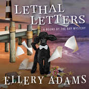 Lethal Letters Audiobook, by Ellery Adams
