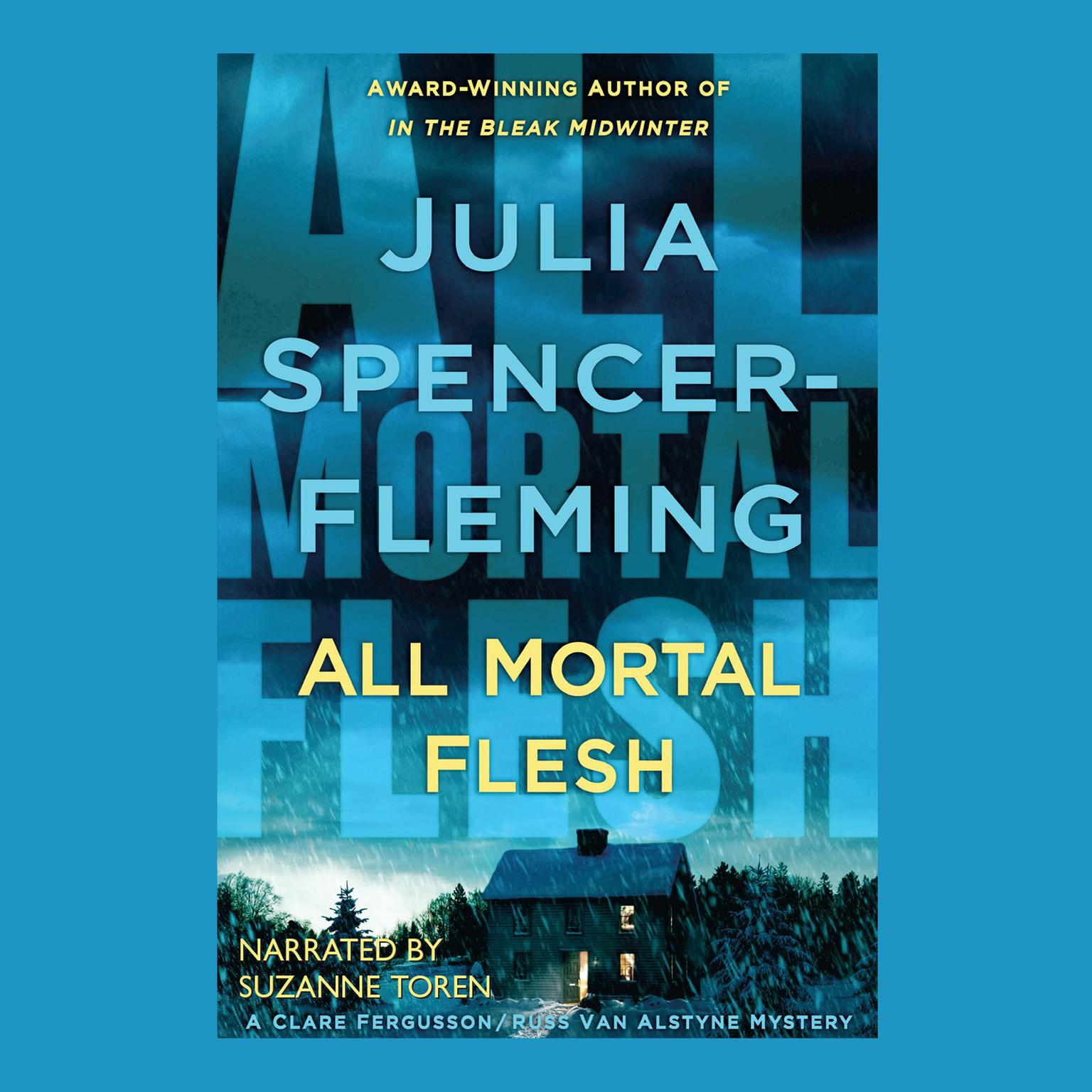 Printable All Mortal Flesh Audiobook Cover Art