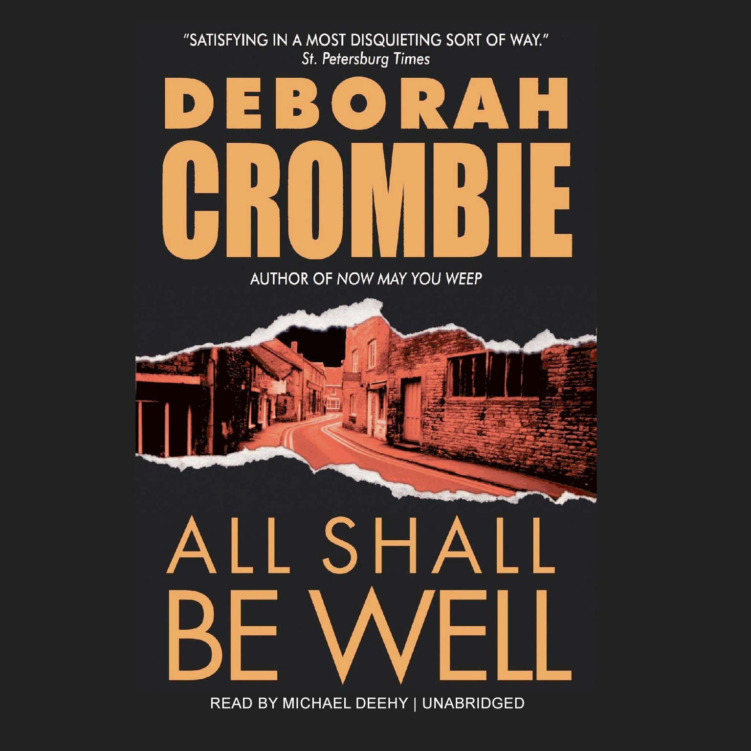 Printable All Shall Be Well Audiobook Cover Art