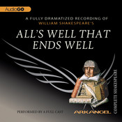 All's Well That Ends Well Audiobook, by William Shakespeare