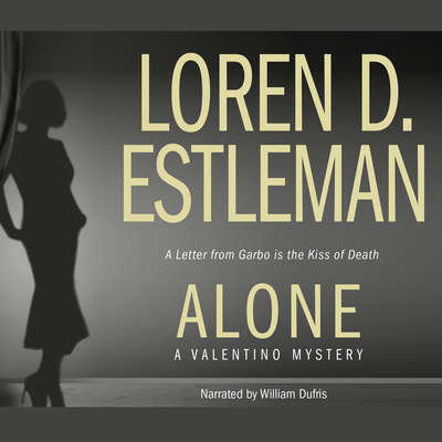 Alone Audiobook, by Loren D. Estleman