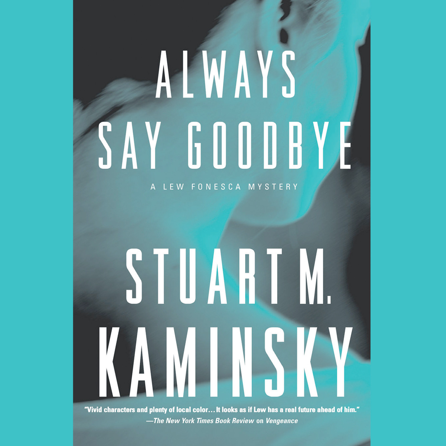 Printable Always Say Goodbye Audiobook Cover Art