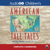 American Tall Tales Audiobook, by Mary Pope Osborne