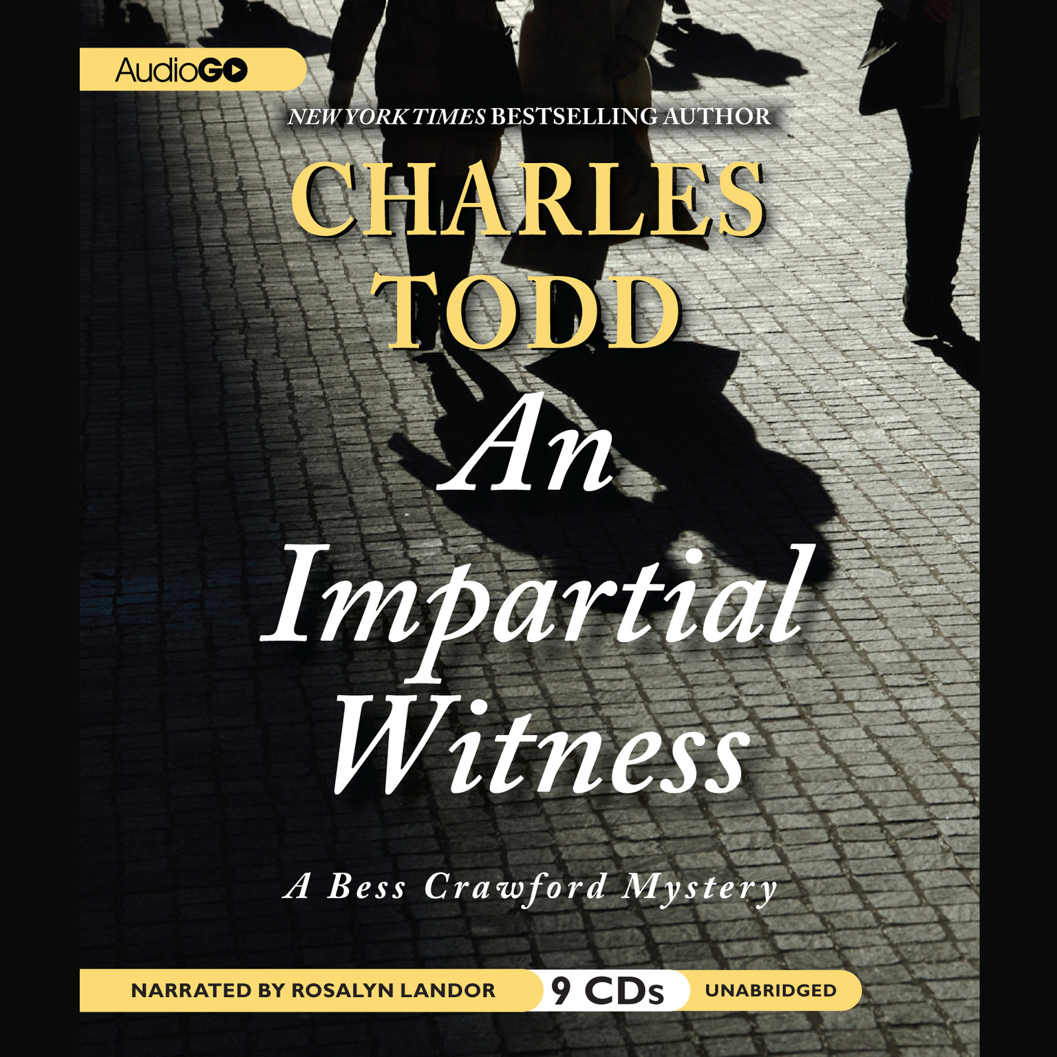 Printable An Impartial Witness Audiobook Cover Art