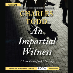 An Impartial Witness Audiobook, by Charles Todd