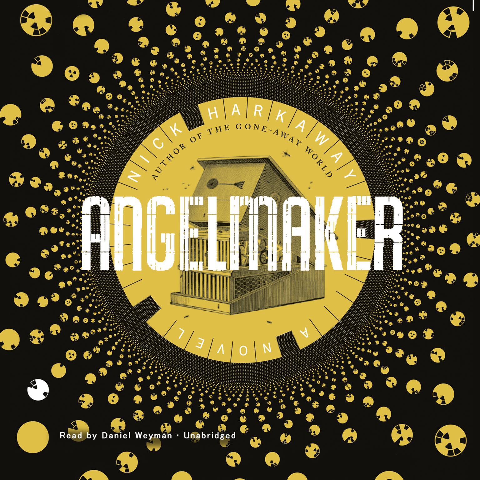Printable Angelmaker Audiobook Cover Art