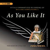 As You Like It, by William Shakespear