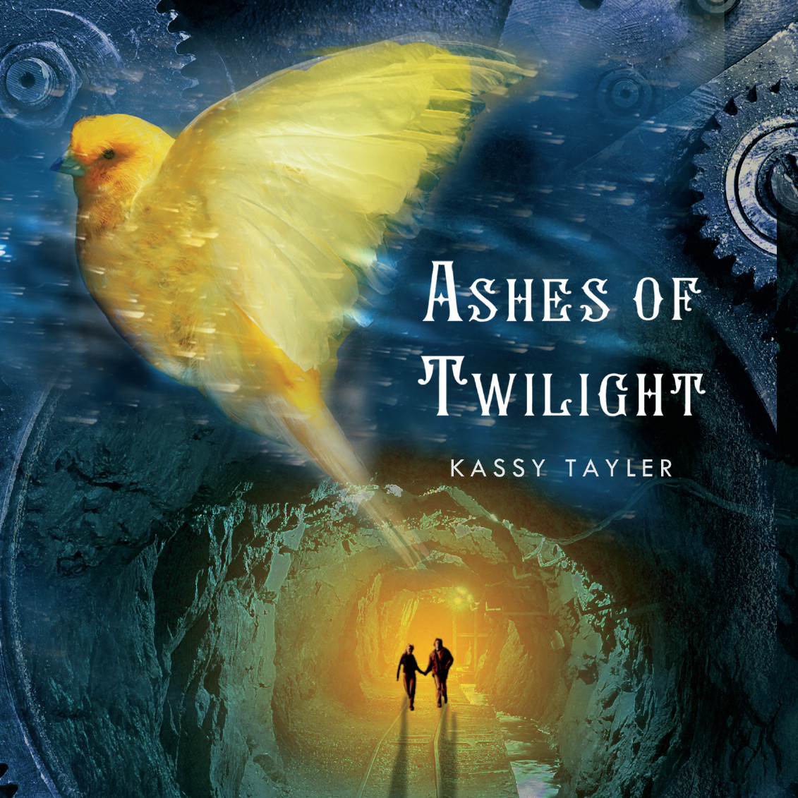 Printable Ashes of Twilight Audiobook Cover Art