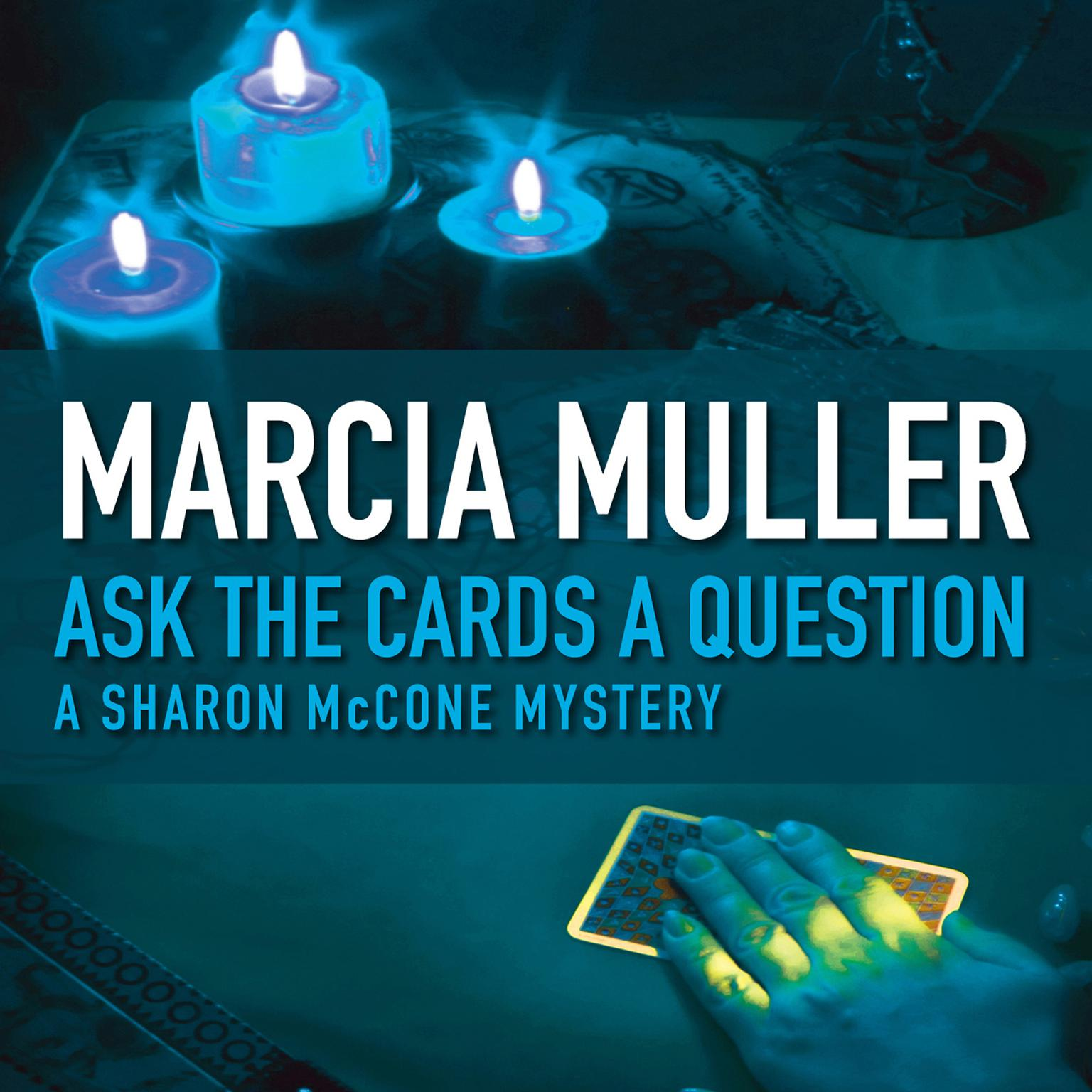 Printable Ask the Cards a Question Audiobook Cover Art