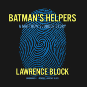 Batman's Helpers: A Matthew Scudder Story Audiobook, by Lawrence Block