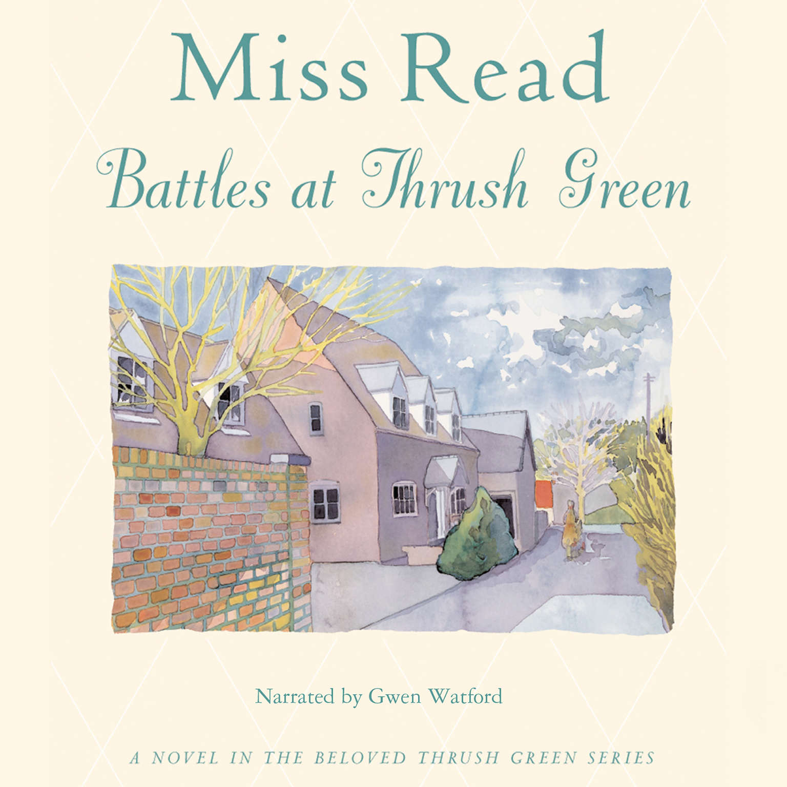 Battles at Thrush Green Audiobook, by Miss Read