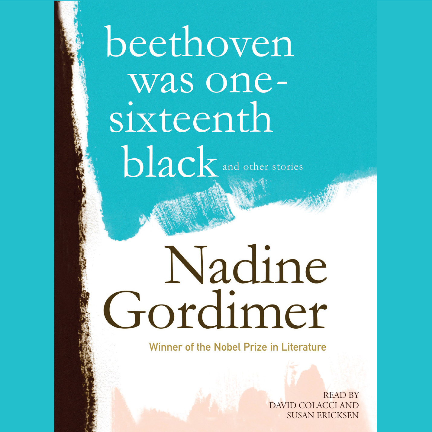 Printable Beethoven Was One-Sixteenth Black, and Other Stories Audiobook Cover Art