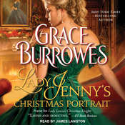 Lady Jenny's Christmas Portrait Audiobook, by Grace Burrowes