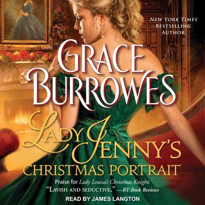 Lady Jenny's Christmas Portrait Audiobook, by